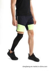 Compressão de desporto Protector Knee-High Apoio para pernas mangas para homens e mulheres