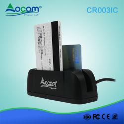 Cr003ICの磁気ストライプおよびICのカードのコンボの読取装置