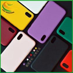 Het Suikergoed van het Ontwerp van de zomer kleurt het Hete Geval van de Telefoon van de Verkoop TPU voor iPhone X de Dekking van de Telefoon van de Steen TPU voor iPhone 7plus