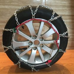 전송자 얼음 타이어 사슬 차 눈 사슬