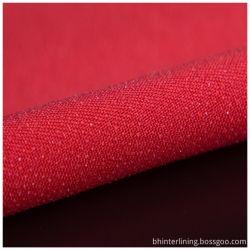Adesivo de tecido Chiffon Fusing Tecido Interlining para vestir