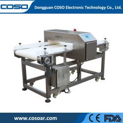 Applicazione del metal detector dell'alimento in alimento Frozen usato per rilevare metallo/oro