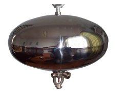 天井のステンレス鋼の消火器