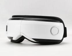 난방 및 진동 및 눈 관심을 가지고 다기능 전기 무선 디지털 공기 압축 눈 마사지 기계