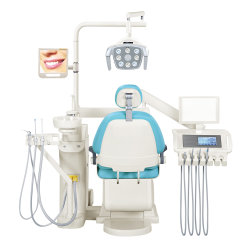 Ce luxe de la FDA & Electric Unité dentaire, de la Chine meilleur fauteuil dentaire fournisseur, fabricant de produits de soins dentaires de la marque bon marché chinois, matériel dentaire, l'équipement dentaire