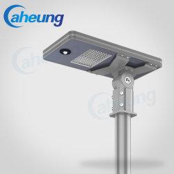 Straßen-Garten-Lampe des Hersteller-im Freien einteilige Solar-LED für Straßen-Beleuchtung