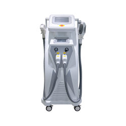 SHR/E-Light/IPL 3 in 1 System Professional 非侵襲的疼痛なし IPL Shr 脱毛器