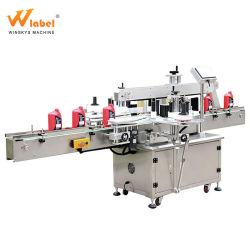 Double faces coller l'étiquetage de l'étiquetage de la machine Machine/colle