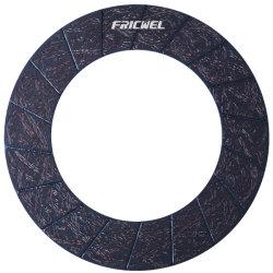 Face à la plaque d'embrayage de matériel d'embrayage de l'embrayage en Kevlar