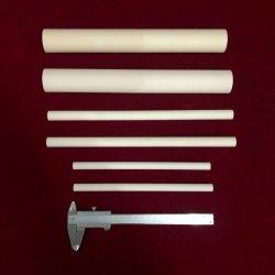 O refratário 99% Al2O3 Aquecedor de cerâmica industrial de abertura de precisão Tubo Aluimina