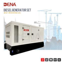 50kVA Groupe électrogène Diesel silencieux avec pièces Lovol pièces du moteur