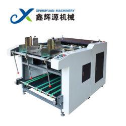 La promotion des ventes de la Drupa xy-1200s Machine automatique de carton V rainurage pour boîte rigide