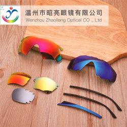 Haut de gamme couleur populaire Fashion polarisant Lentilles solaire