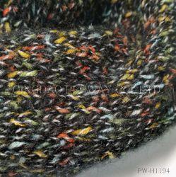 Fils de mousse avec un noyau de couleurs multiples en acrylique/polyester