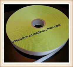 Nastro del raso del poliestere del bordo tessuto singola doppia stampa del contrassegno di Oeko-Tex laterale (SW500)