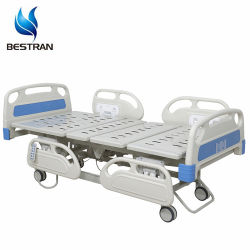 5 A função de equipamentos móveis de Eléctrico clínica de Enfermagem Médico do paciente cama de hospital os preços de venda
