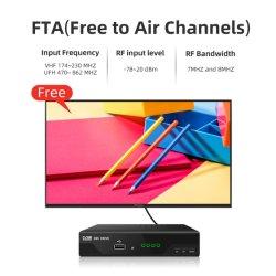 Dernier produit récepteur TV numérique HD pour les pays européens