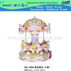 熱い販売のコンベヤーの贅沢なヨーロッパ式の子供の電気メリーゴーランド(HD-10902)
