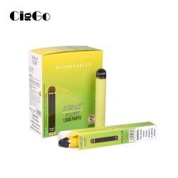 소유할 수 없는 Vape E-담배 공기 흐름은 CBD 기화기를 조정할 수 있습니다