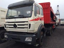 Beiben tracteur chariot avec Weichai moteur chaud à la vente