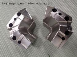 押すことのための非標準CNCの部品は停止する