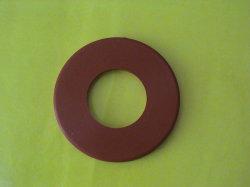 Prix raisonnable la rondelle en caoutchouc / joint avec différentes couleurs et tailles