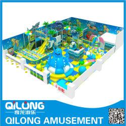Другой стиль с Naughty замок для использования внутри помещений игровая площадка для детей