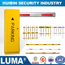Barriera automatica dell'asta di sicurezza stradale, cancello di parcheggio della barriera del sistema con controllo di accesso