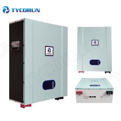 티코룬 배터리 팩 48V 200ah 리튬 이온 배터리 전원 벽 BMS LCD 디스플레이가 장착된 10Wh 배터리 스토리지