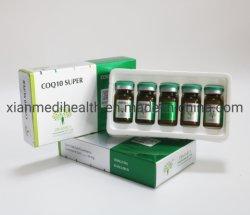 La coenzyme Q10 L'INJECTION 10MG/5ml Ubidecarenone pour antivieillissement
