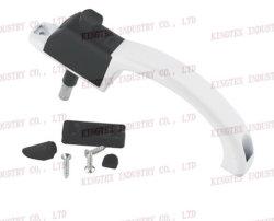 Poignée en aluminium pour l'écran de verrouillage de fenêtre Matériel des accessoires