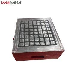 Magnetische PrägeWorkholding Platten-Klemme starke Elektropermanente CNC-
