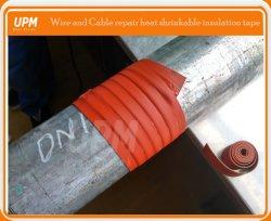 Câble Wrap Around thermorétractable Ruban adhésif avec Liner