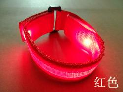 Orologio del braccialetto del silicone del LED