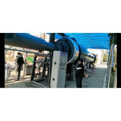 Het Plastiek van het afval aan de Installatie van het Recycling van de Pyrolyse van de Olie met Capaciteit 15tpd