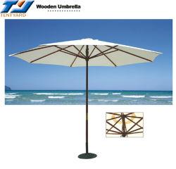 목재 핸들 직우산(UW0030)