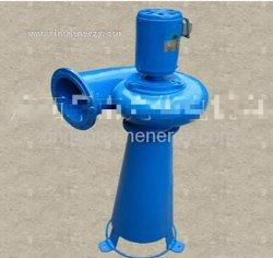 Piccola idro turbina di flusso assiale della micro idro di potere del generatore piccola turbina capa bassa Volute dell'acqua