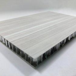 El techo de fibra de vidrio de fibra de vidrio EPS, XPS de Latón de cobre de FRP PP Preweathered Zinc Titanio 304 316 Indicador de espejo de acero inoxidable aluminio Panel Sandwich en panal.