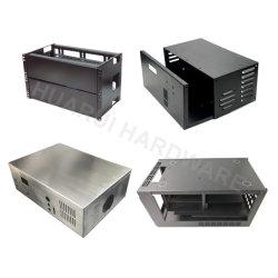 وحدة التحكم CNC المخصصة القابلة للثني خدمة الانحناء وحدة التركيب على الحائط للتوزيع الكهربائي غلاف معدني مصنوع من الفولاذ المقاوم للصدأ