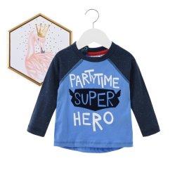 Hot 100% coton vêtements de bébé avec un haut niveau de la qualité garçon T Shirt