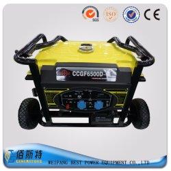 Низкая цена бензина генераторная установка Китая производство и высокое качество