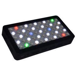 Nouveau Style 55 X 3W 120W L'Aquarium de base des voyants LED à spectre complet récif de coraux sps modulable par LED