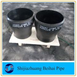 Aço carbono uma234wpb Sch40 da conexão do tubo do redutor de biela