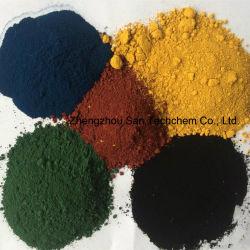 Ossido di ferro rosso 130 e pigmenti gialli dell'ossido di ferro 313