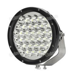9pouce 12V 225W LED auxiliaire 4X4 des feux de conduite de course
