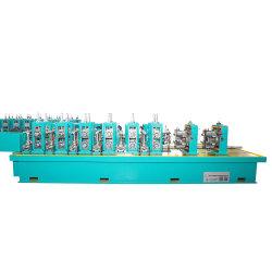 高速溶接スチールチューブミル工業用パイプ製作機械