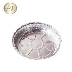 De beschikbare Pan van de Aluminiumfolie/Dienblad/Kop/Kom/Plaat/Container voor de Verpakking van het Voedsel