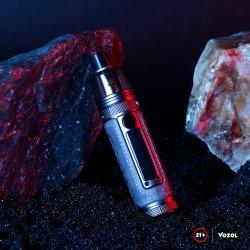 교환식 510 Drip Tip Pen Pod 1500mAh 5-40W 0.3ohm Pod MOD Vapor E 담배 키트 E-CIG 키트