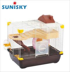 Usine de Chocolat Cage Hamster marron foncé