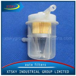 Auto jaula de plástico Filtro de combustible (15410-80000 15410-78400 15410-78401 15410-79100)
